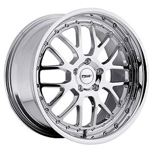 20×10 TSW Valencia (Chrome) Wheels/Rims 5×114.3 (2010VAL405114C76)
