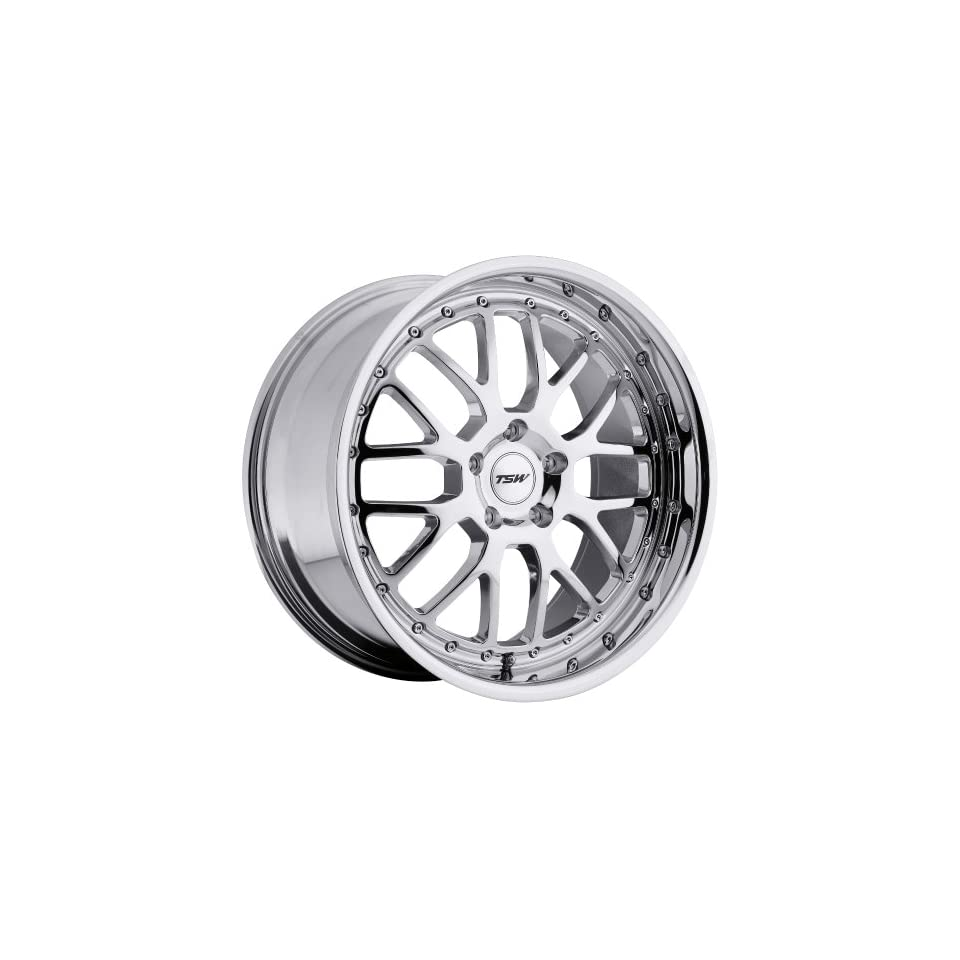 TSW VALENCIA Wheel with Chrome Finish (19x9.5/5x114mm ,+20mm offset)