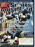 Sports Illustrated December 19, 2005 Shaun Alexander/Seattle Seahawks, Texas vs USC in Rose Bowl, Adam Morrison/Gonzaga, Alonzo Mourning/Miami Heat at Amazon.com