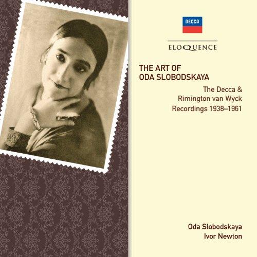 ART OF ODA SLOBODSKAYA