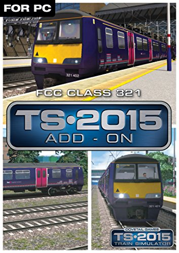 First Capital Connect Class 321 Emu Add-On [Download]