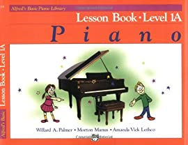 "Cover of ""Alfred's Basic Piano Library: L..."