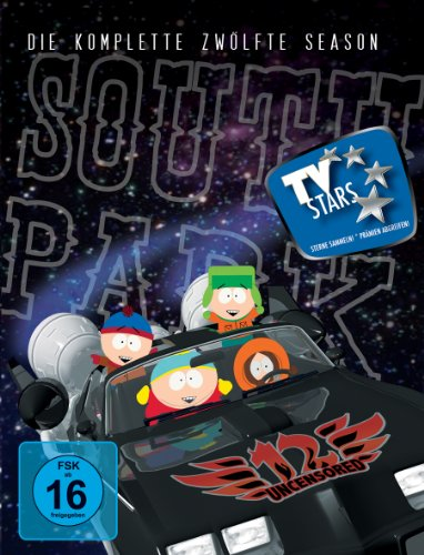 South Park: Die komplette zwölfte Season (Collector's Edition) [3 DVDs] - Partnerlink