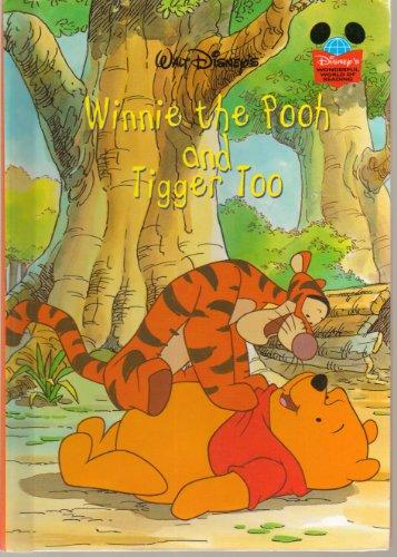 Winnie the Pooh and Tigger Too, Walt Disney