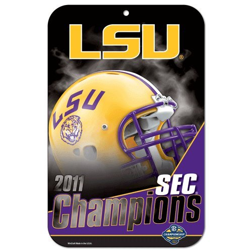 "LSU Tigers Signs 11""x17"" at Amazon.com"