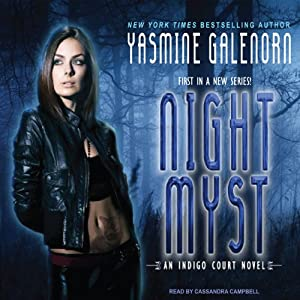Night Myst  | [Yasmine Galenorn]