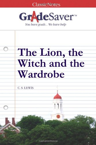 lion the witch and the wardrobe essay Cslewis created his chronicles of narnia for 7 years the first narnia book is the lion, the witch and the wardrobe the central event of the story is the.
