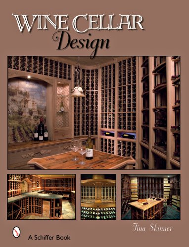 Wine Cellar Design by Tina Skinner