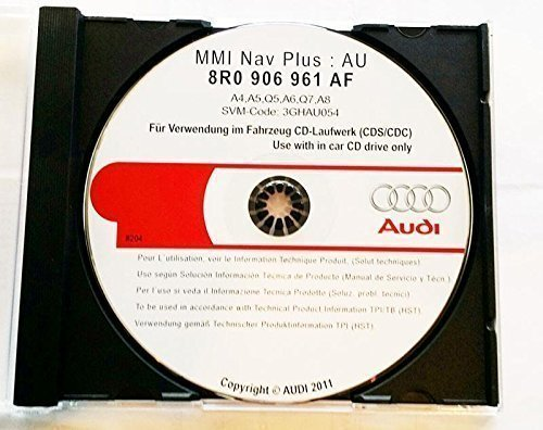 Audi-MMI-Update-CDs-fr-MMI-High-3G-8R0-906-961-AF