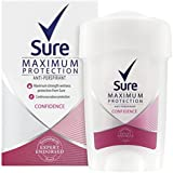 Sure Women Maximum Protection Confidence Cream Anti-Perspirant Deodorant 45ml