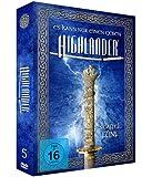 Highlander - Staffel 5 *LimitedEdtion* [7 DVDs]