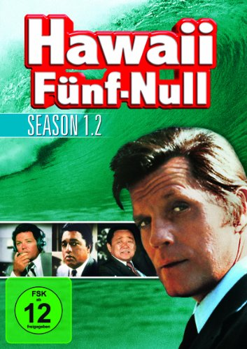 Hawaii Fünf-Null - Season 1.2 (4Discs)
