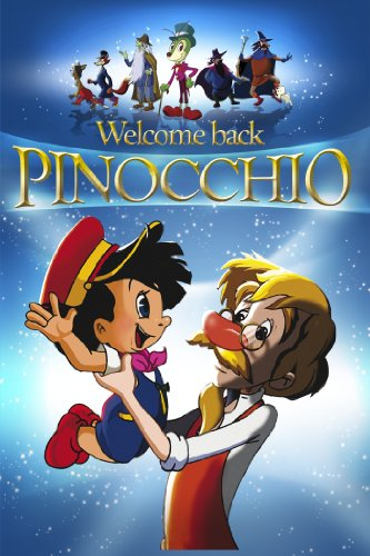 Welcome Back Pinocchio: An Animated Classic front-424513