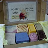 Holiday 8 Piece Variety (Soap Gift Set) Handmade Special ~ Natural Handcrafted...