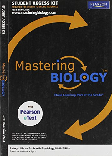 Buy Masteringbiology Now!