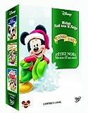 echange, troc Mickey Noël vol.1 : Le calendrier de Noël + Fêtez Noël avec Mickey et ses amis - coffret 3 DVD