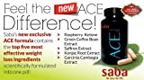 new/sealed 60 count bottle of ACE new formula