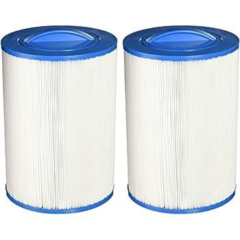 2 Pack - New Spa Filter Cartridges Fit: UNICEL 6CH-940--FILBUR FC-0359--Pleatco PWW50P3
