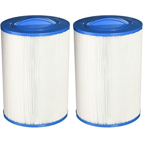 2 Pack - New Spa Filter Cartridges Fit: UNICEL 6CH-940--FILBUR FC-0359--Pleatco PWW50P3