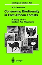 Conserving Biodiversity in East African Forests A Study of the Eastern Arc Mountains Ecological Stud