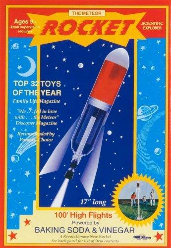 Poof-Slinky 0Sa200 Scientific Explorer Meteor Rocket Science Kit Children, Kids, Game front-997325