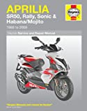 Haynes Manual for Aprilia SR50, Rally, Sonic & Habana/Mojito Scooters (93 - 09) Including an AA Microfibre Magic Mitt