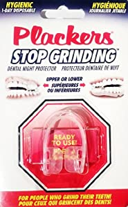 Plackers Stop Grinding Disposable Dental Night Protector