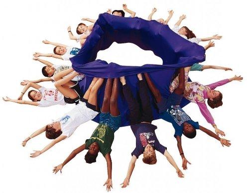 Co-Oper Blanket Medium Size' – Gruppentuch für Gruppen bis zu 13 Personen (Höhe: ca. 75 cm / Gewicht: 1180 g) günstig kaufen