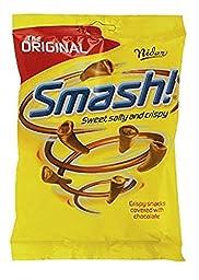 Nidar Smash - The Original Norwegian Snacks - Chocolates Candy - Bag 100g