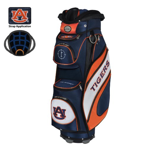 NCAA Auburn Tigers The Bucket Cooler Cart Bag at Amazon.com