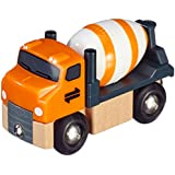 Brio Wooden Railway - Cement Truck