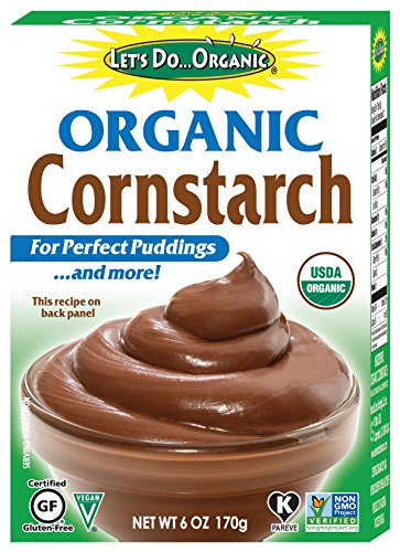 Let's Do...Organic Organic Cornstarch, 6-Ounce Boxes (Pack of 6) (Baking Corn compare prices)