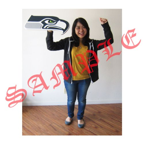 Foam-Fanatics-Seattle-Seahawks-3D-Foam-Wall-Sign