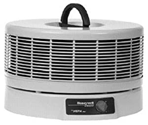 Honeywell F112C6001 Commercial-Grade Portable Media Air Cleaner