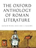 The Oxford Anthology of Roman Literature