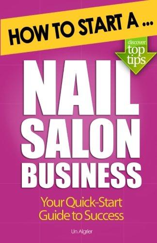 50 cute nail salon names for A salon business plan