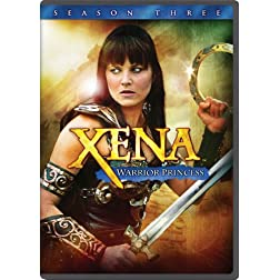 Xena: Warrior Princess - Season Three