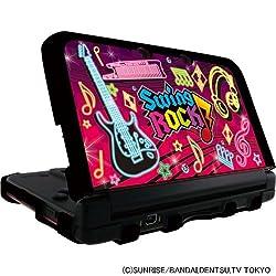 アイカツ! NINTENDO 3DS LL専用 カスタムハードカバー Swing Rock Ver.