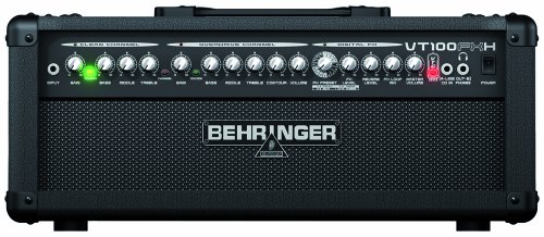 Behringer VT100FXH Virtube 100W Guitar Amplifier Head