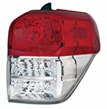Depo 312-19A5R-US1 Toyota 4Runner Passenger Side Tail Lamp Lens and Housing