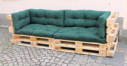 polster f r palettensofa europalette palettenpolster palettenkissen set 6 teilig fb. Black Bedroom Furniture Sets. Home Design Ideas