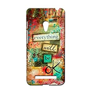 Mobile Cover Shop Glossy Finish Mobile Back Cover Case for ASUS ZENFONE 5