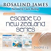 Escape to New Zealand Boxed Set, Books 1-3 | Rosalind James