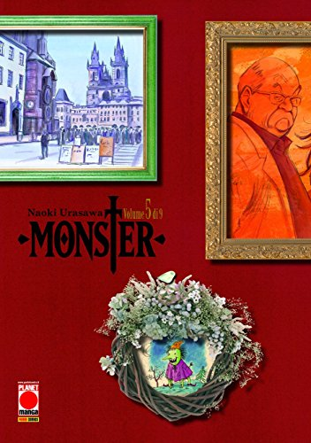 Monster Deluxe Ristampa 5