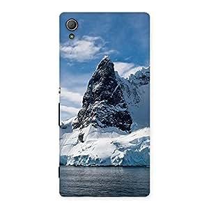 Impressive Beach Freez Hill Back Case Cover for Xperia Z4