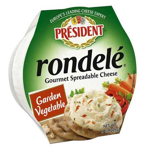 rondele-vegetable-cheese-spread-8-ounce-6-per-case