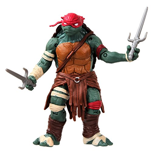 Teenage Mutant Ninja Turtles Movie Raphael Basic Figure