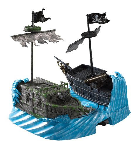 Pirates of the Carribean 3: Whirlpool Melee Playset - Buy Pirates of the Carribean 3: Whirlpool Melee Playset - Purchase Pirates of the Carribean 3: Whirlpool Melee Playset (Zizzle, Toys & Games,Categories,Action Figures,Playsets)