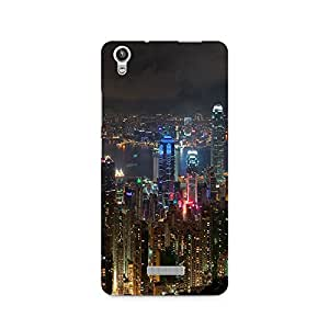 TAZindia Designer Printed Hard Back Case Mobile Cover For Lava Pixel V1