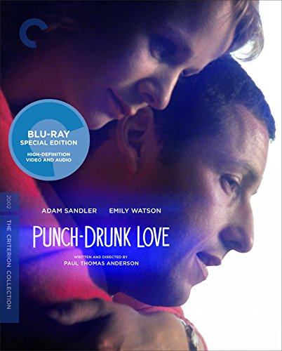 Blu-ray : Punch-Drunk Love (Criterion Collection) (Special Edition, 4K Mastering, Widescreen, AC-3, Digital Theater System)